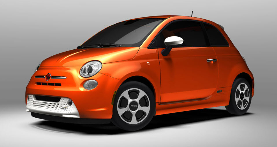2013 Fiat 500e EPA Ratings Revealed 16