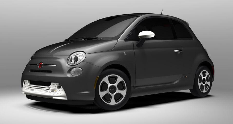 2013 Fiat 500e EPA Ratings Revealed 20