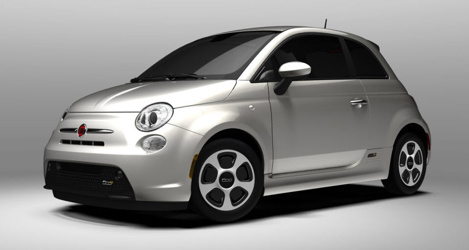 2013 Fiat 500e EPA Ratings Revealed 23