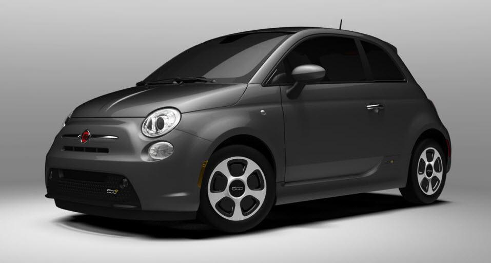 2013 Fiat 500e EPA Ratings Revealed 24