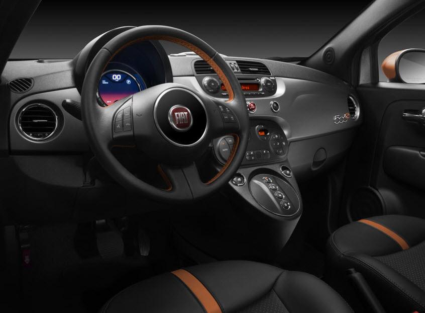 2013 Fiat 500e EPA Ratings Revealed 33