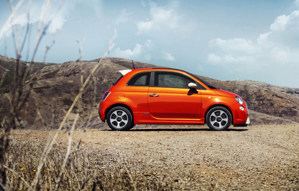 2013 Fiat 500e EPA Ratings Revealed 7