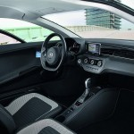 Gogreen with the Volkswagen XL1 Interior