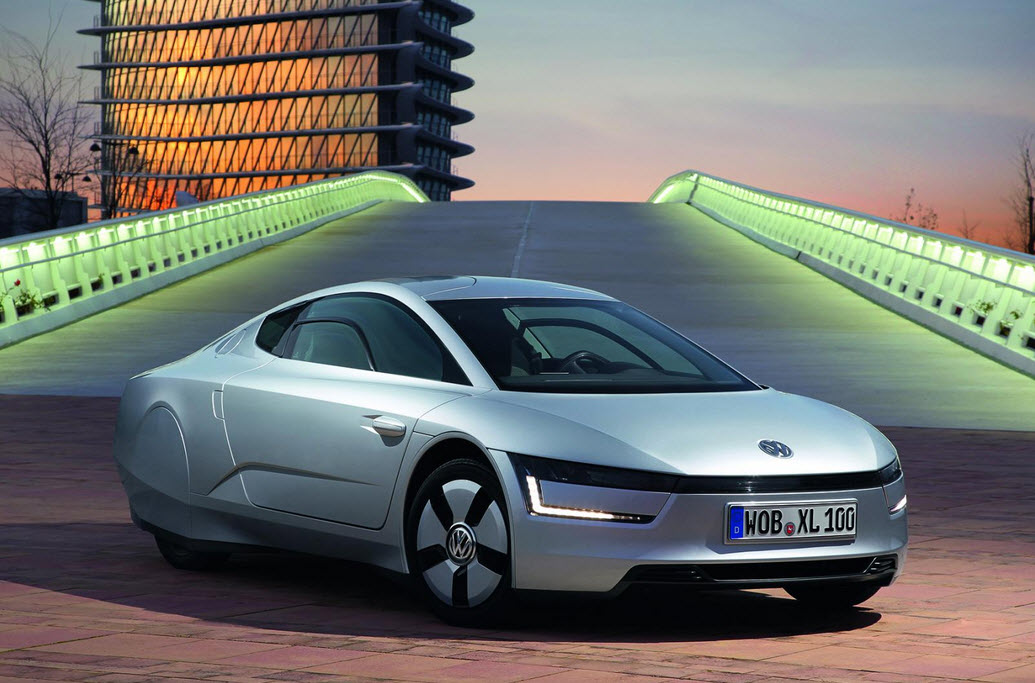 Gogreen with the Volkswagen XL1 19