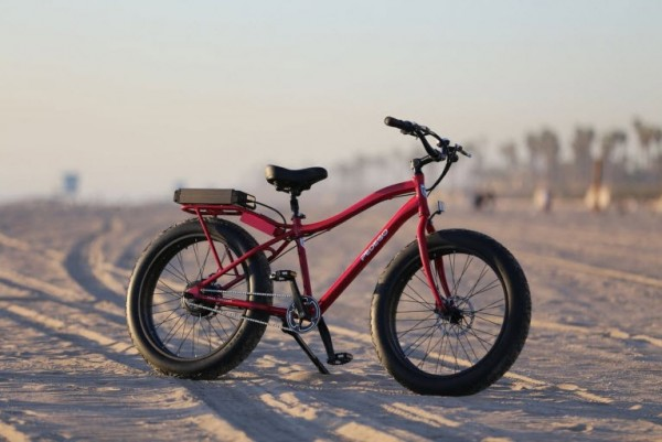 Pedego's Trail Tracker Electric Fat bike