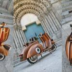 Wooden Vespa, more Classic, more Classy_2