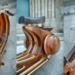 Wooden Vespa, more Classic, more Classy_3