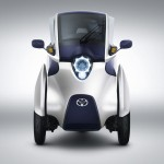 Toyota i-Road Personal Mobility Vehicle_1