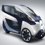 Toyota i-Road Personal Mobility Vehicle_2