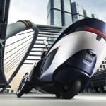 Toyota i-Road Personal Mobility Vehicle_3