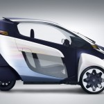 Toyota i-Road Personal Mobility Vehicle_7