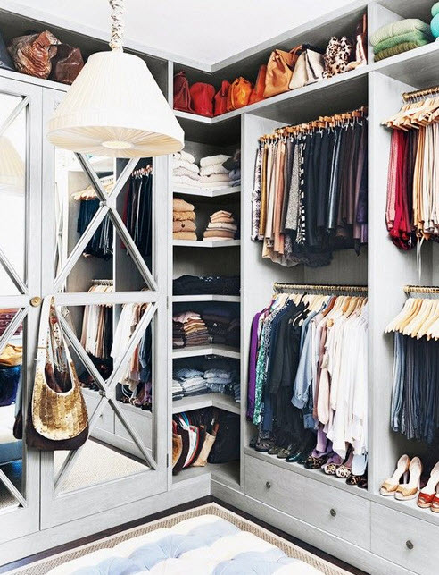 Closet Shelving Ideas to Get Your Home More Organized 1