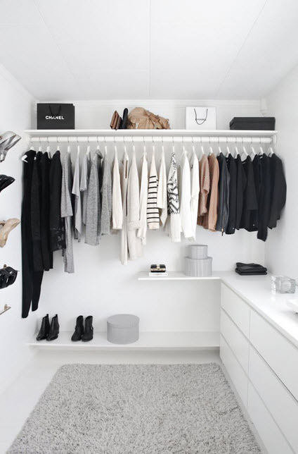 Closet Shelving Ideas to Get Your Home More Organized 2