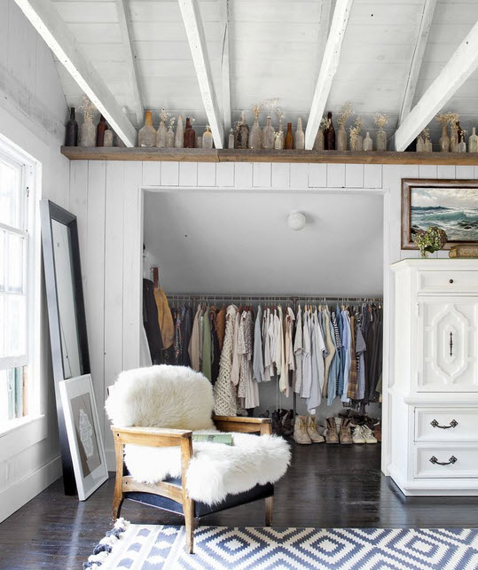 Closet Shelving Ideas to Get Your Home More Organized 3