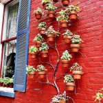 Green your Wall with Vertical Garden Planters_2