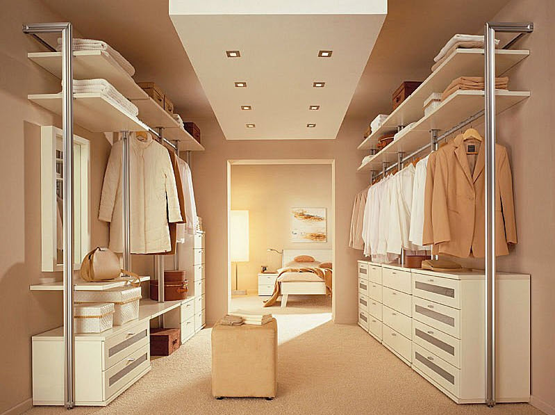 Large Closet Ideas 1
