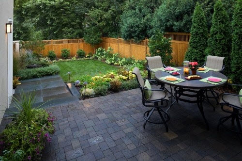 Paver Patio Driveway and Walkway Designs 2