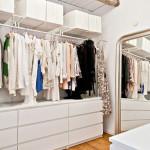 Scandinavian Closet Ideas