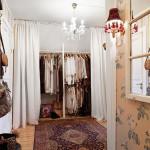 Scandinavian Maximalist Closet Idea