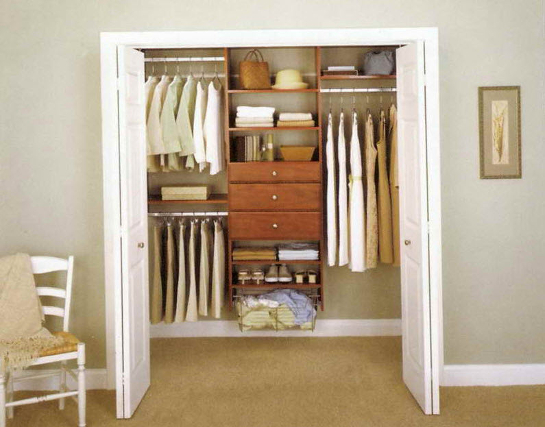 Simple Closet Ideas to Get Your Home More Organized 1