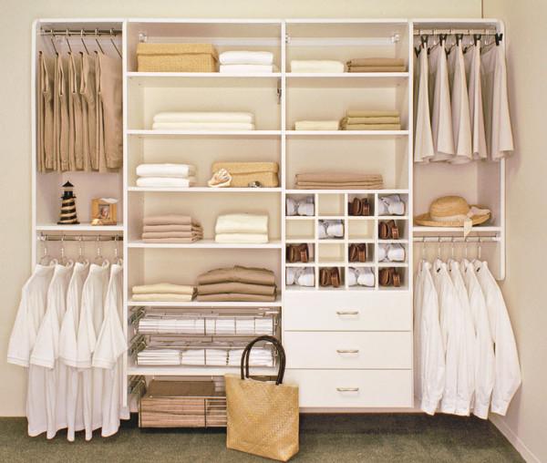 Closet Shelving Ideas to Get Your Home More Organized