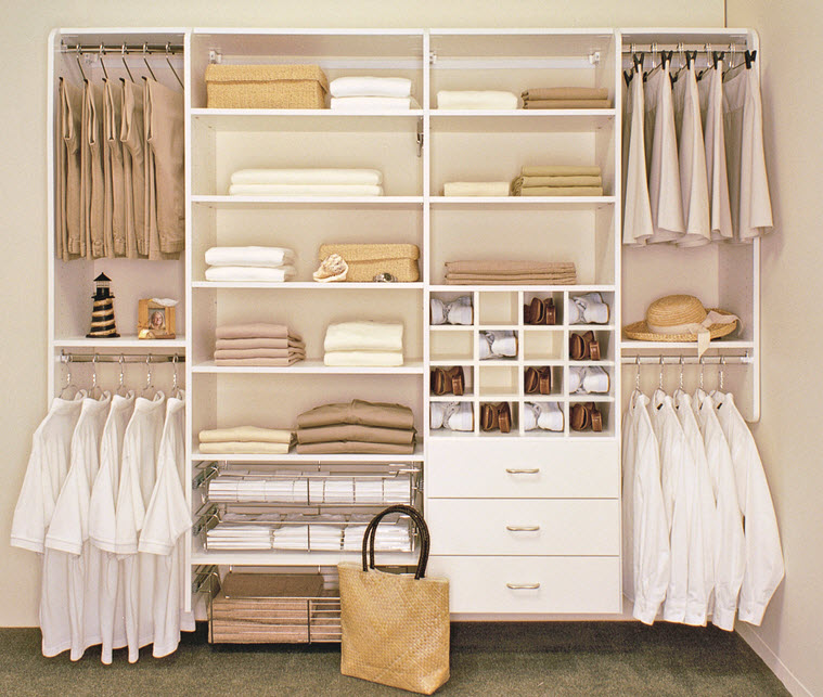 Simple Closet Ideas to Get Your Home More Organized 3