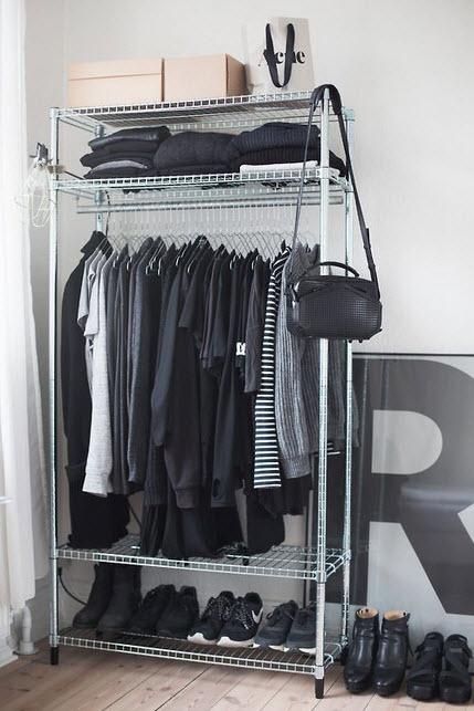 Wire Closet
