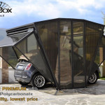 GazeBox Foldable Cover The New Concept of Garage_1