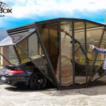 GazeBox Foldable Cover The New Concept of Garage_2