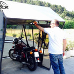 GazeBox Foldable Cover The New Concept of Garage_5