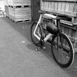 Keim Arvak Wooden Bicycle Black and White_1