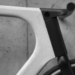Keim Arvak Wooden Bicycle Black and White_6
