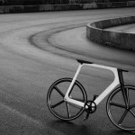 Keim Arvak Wooden Bicycle Black and White_7