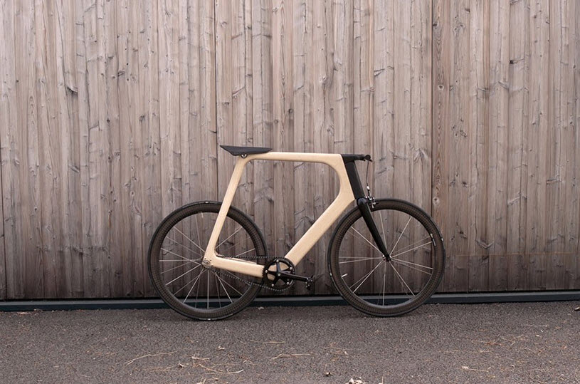 Keim Arvak Wooden Bicycle