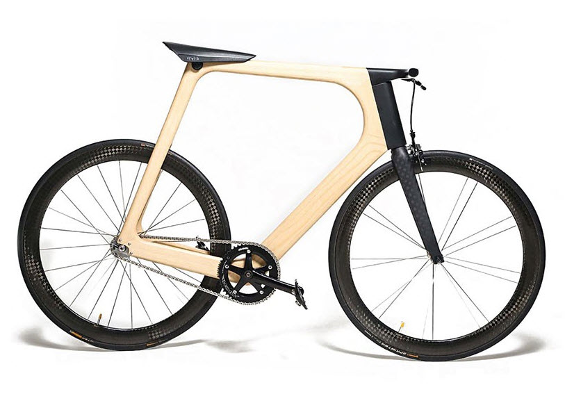 Keim Arvak Wooden Bicycle 1