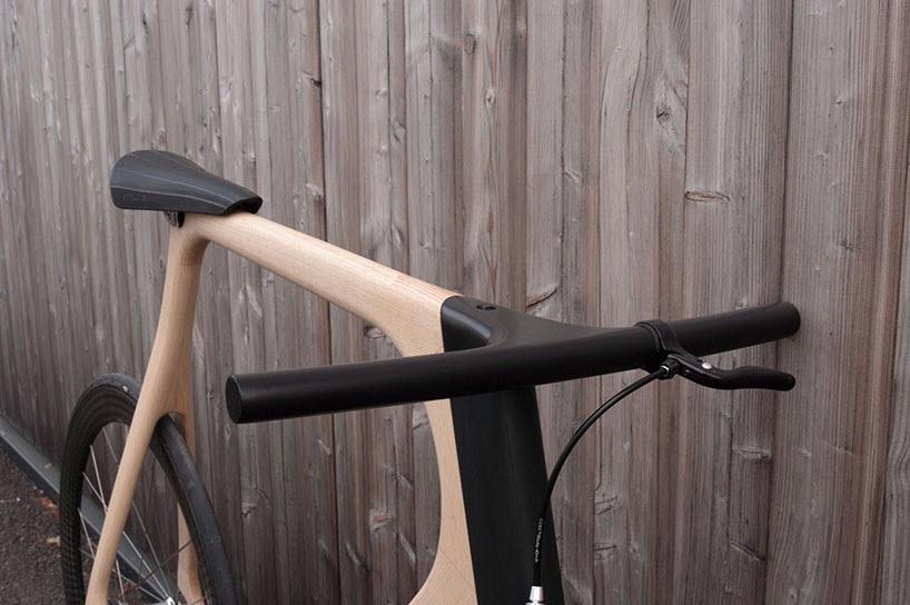 Keim Arvak Wooden Bicycle 4