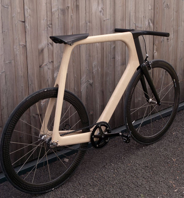 Keim Arvak Wooden Bicycle 5