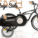 The Beach Vintage Side Sidebike