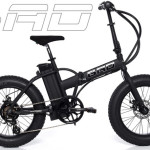 The Fat Bad Coolest Electric Folding Bike