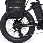 The Fat Bad Coolest Electric Folding Bike_3