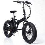 The Fat Bad Coolest Electric Folding Bike_4