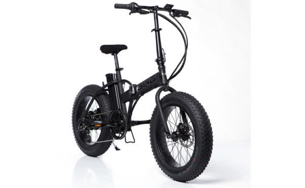 The Fat Bad Coolest Electric Folding Bike Available for €1,998