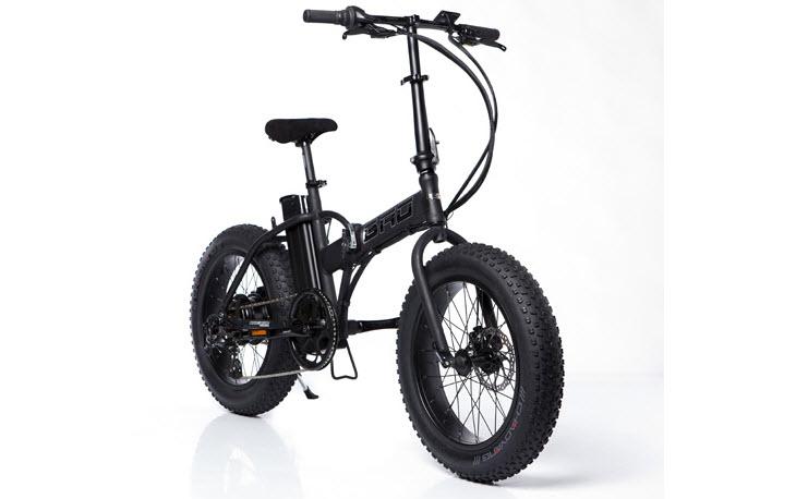 The Fat Bad Coolest Electric Folding Bike 4