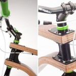 Benobon: Eco friendly Bent Plywood Bike
