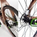 Benobon: Eco friendly Bent Plywood Bike