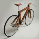 Logomorph Design Black Walnut Bike