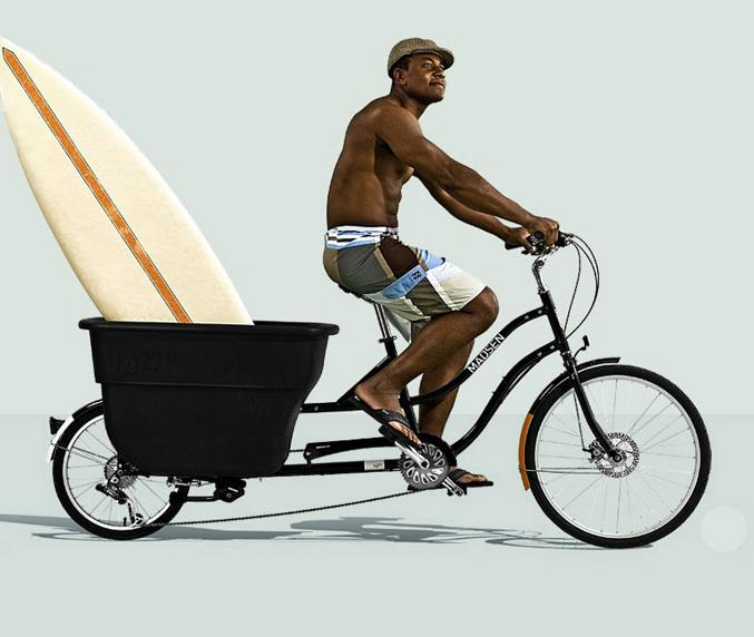 Madsen Cargo Bikes: Bicycles for Utility, Cargo and Transportation