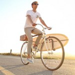 Retro and Cool Bike: The Almond X Linus Summer Edition bike