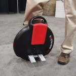 Solowheel: An Electric Unicycle with Gyro sensors