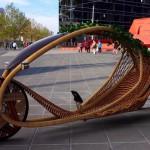 The Ajiro Bamboo Bike   Naturally Grown Urban Personal Mobility